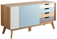 andas Sideboard »Chaser«, Breite 135 cm