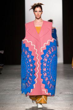 Dezeen's picks of Westminster fashion design graduates 2015
