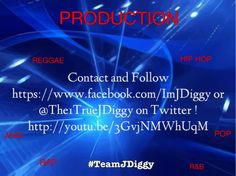 #MusicProduction for ALL Genres => https://www.youtube.com/watch?v=3GvjNMWhUqM Contact @Jay Anderson  FB https://www.facebook.com/ImJDiggy  Twitter https://twitter.com/The1TrueJDiggy   #TeamJDiggy