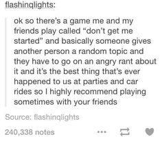 Sounds fun!