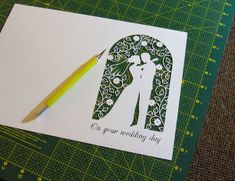Clare Willcocks: New papercutting templates in the pipeline!