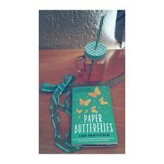 Escaping life with a book on the backs of Unicorns: Lisa Heathfield-Paper Butterflies
