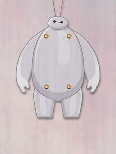 BAymax big hero 6 puppet