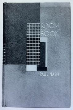Room and Book by Paul Nash bound by Edgar Mansfield