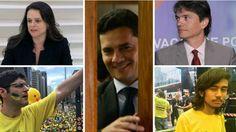 Os seis 'sem-mandato' que pavimentaram o processo de impeachment - BBC Brasil