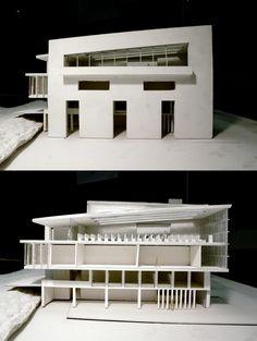 Architecture Models, Architecture Design, November, Studio, Furniture, Ideas, Home Decor, November Born, Architecture Layout