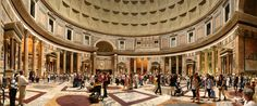 El Panteón de Agripa, grandeza del pasado para deleitarnos en el hoy - http://www.absolutroma.com/panteon-agripa/