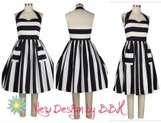 Rockabilly Retro Dress up for Auction today - ends 1/21/16.  Win in whatever size you need.