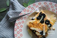 Zapečená květáková rýže   Hodně domácí Pancakes, Paleo, Low Carb, Breakfast, Food, Morning Coffee, Essen, Pancake, Beach Wrap