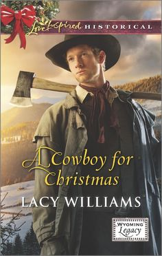 A Cowboy for Christmas (Wyoming Legacy) by Lacy Williams. From USA Today bestselling author Lacy Williams comes a story of redemption and regaining trust. Redemption Ranch After an accident leaves her injured, Daisy Richards stays secluded at her family's Wyoming ranch to avoid the town's gawking stares. Yet handsome cowboy newcomer Ricky White insists she can do anything she dreams--ride a horse, decorate a Christmas tree...even steal a man's heart. Once a reckless cad, Ricky is to blame...
