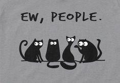 I concur black kitties – - Katzen