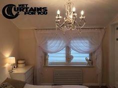 158 Firanki Store Homemade Tüllgardine Voile New Net Curtain