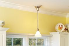 Photo: Ryan Benyi | thisoldhouse.com | from How to Hang a Pendant Light