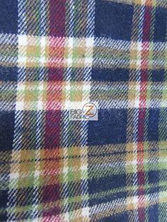 Tartan Plaid Uniform Apparel Flannel Fabric - Multi-Color... http://www.amazon.com/dp/B01DYN26II/ref=cm_sw_r_pi_dp_r.7lxb0E3EZ0F