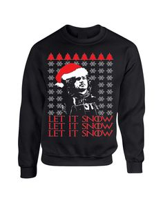 game of thrones jon snow The Cutest 'Ugly' Christmas Sweaters You NEED Now! All under $50!