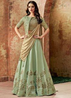 New Collection of Sarees,Salwar Kameez/Suits,Lehenga Choli,Kurtis,Tunics Indian Gowns Dresses, Indian Fashion Dresses, Indian Designer Outfits, Designer Dresses, Designer Sarees, India Fashion, Dress Fashion, Choli Designs, Lehenga Designs