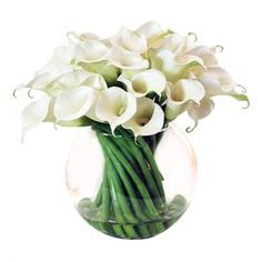 I pinned this from the Winward - Bold & Beautiful Silk Floral Arrangements event at Joss and Main!