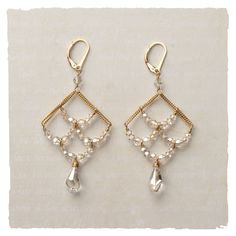 Fair Maiden Earrings (Source checked 12/28/13, website good, but earrings no longer being sold)