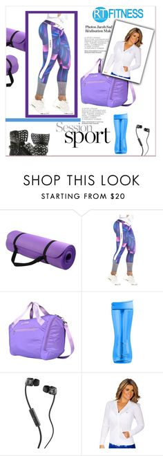 """""""Sport Look"""" by janee-oss ❤ liked on Polyvore featuring Trimr and Skullcandy"""
