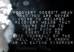 #recovery #quotes #eatingdisorders