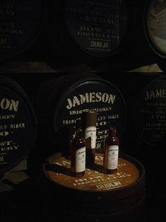 Jameson Whiskey Distillery #Dublin #travel