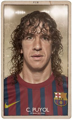 Diver & Aguilar have recreated these vintage style cards with the first team squad of FC Barcelona, including Lionel Messi, Pique, Xavi, Ineista and Puyol European and World Cup & Club Champ Fc Barcelona, Barcelona Players, Barcelona Soccer, Vintage Football, Retro Football, Football Cards, Good Soccer Players, Football Players, Lionel Messi
