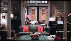 P.S. I Love You.....Not 100% for the film, but I love the apartment.