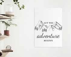 Perfect for all adventure lovers! Let the adventure begin. Information about the poster * 300mg paper * white back with small logo * matt Information about the sticker *38 x 38 mm *round * Link to the sticker: Funny Valentine, Valentine Day Cards, Valentines, A4 Poster, Poster Wall, Create Your Own Poster, And So The Adventure Begins, Stock Art, Place Card Holders