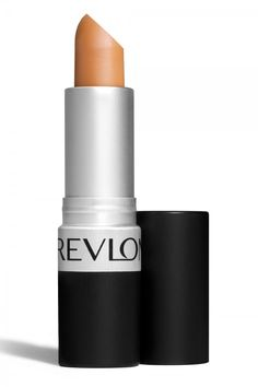 Revlon Super Lustrous Matte Lipstick In Nude Attitude, £7.49
