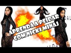 Aprenda a Peidar com Nicki Peidaj, quer dizer Nicki Minaj