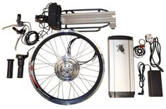 Electric bicycle conversion kits - turn your push bike into an electric bike to help overcome the slog and tackle the hills on any commute. Electric Bikes Uk, Cheap Electric Bike, Electric Bike Motor, Electric Moped, Electric Bike Kits, Electric Cars, Bike Motor Kit, E Bike Kit, Electric Car Conversion