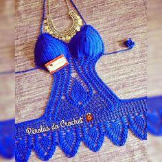 Fabulous Crochet a Little Black Crochet Dress Ideas. Georgeous Crochet a Little Black Crochet Dress Ideas. Motif Bikini Crochet, Bikinis Crochet, Crochet Bra, Crochet Diagram, Crochet Clothes, Crochet Patterns, Crochet Bathing Suits, Black Crochet Dress, Crochet Toddler