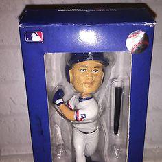 Shin Soo Choo Texas Rangers Bobblehead 2014 MLB Forever Collectibles