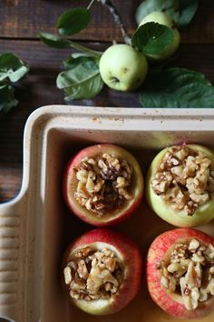 ... | Baked apples, Nutella brownies and Chocolate frosting recipes