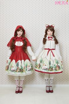 Innocent World - Little Red Riding Hood Series