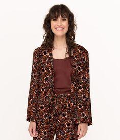 Blazer abierta velvet – Mima't Boutique Boutique, Kimono, Velvet, Blazer, Collection, Full Sleeves, Style, Clothing, Blazers