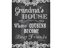 Our house for sure!