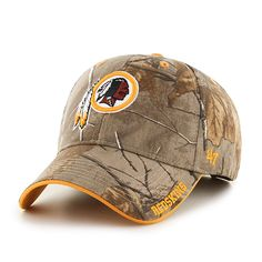 Washington Redskins Realtree Frost Realtree 47 Brand Adjustable Hat 175e5055d