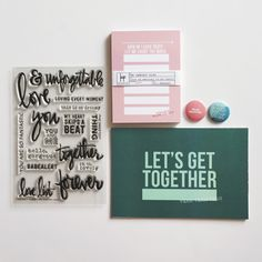The Sweetest Thing Kit || Kelly Purkey