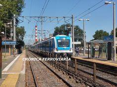 CRÓNICA FERROVIARIA: Línea Roca: Se restablece el servicio de pasajeros...