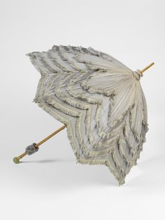 Parasol By Mikhail Perkhin,    c.1896-1903 The Victoria & Albert Museum