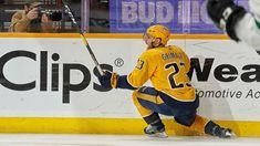 Nashville Predators: The have extended qualifying offers to RFAs Rocco Grimaldi and Colton Sis… Predators Hockey, Western Conference, National Hockey League, Ice Hockey, Nhl, Nashville, Hockey Puck, Hockey