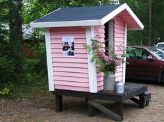 . Diy Projects To Try, Finland, Shed, Outdoor Structures, Barns, Sheds