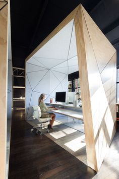 Compulsive Productions Offices, VIC, by Matt Gibson Architecture + Design
