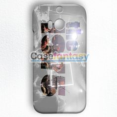 The 1975 Band Black HTC One M8 Case | casefantasy