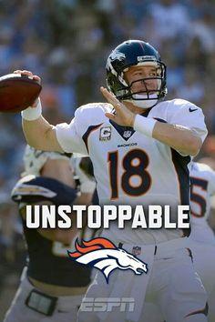 #18 Peyton Manning
