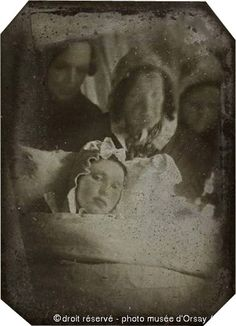 The Victorian Era was a pretty weird time to be alive when it comes to photography. During that time, the practice of post-mortem photography (which is, photographing the deceased) was pretty common.