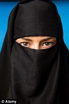 The niqab
