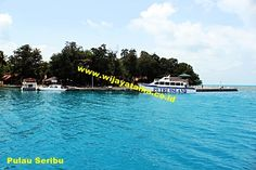 Panorama beauty of the sea in the Pulau Seribu become an attraction for tourists. Panorama  beauty occurs during the moments of sunrise and sunset is a moment  become the main attraction for foreign and local tourists. Some islands in the Thousand Islands has been developed as a  resort-tourist resort, with facilities and pasarana that with the  construction of the pier, pavilion visitors, restaurants and lodges  hospital by private parties. Kepulauan Seribu Facilities : snorkeling…
