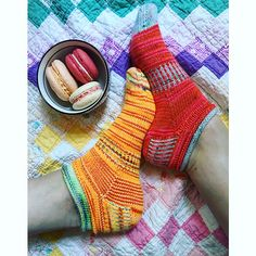 Ravelry: Jelly Rolls pattern by Mara Catherine Bryner